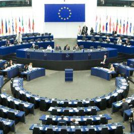 Europees debat en parlement