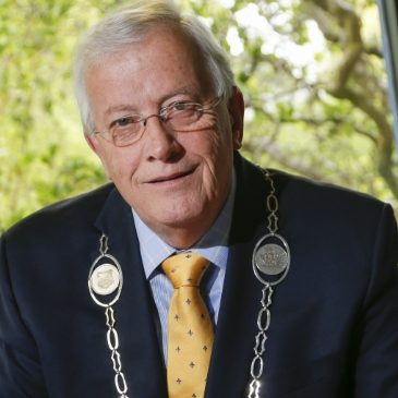 Opmeerse burgemeester GertJan Nijpels (69) overleden